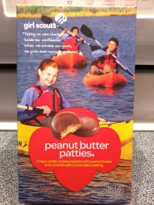 Peanut Butter Patties Girl Scout Cookie