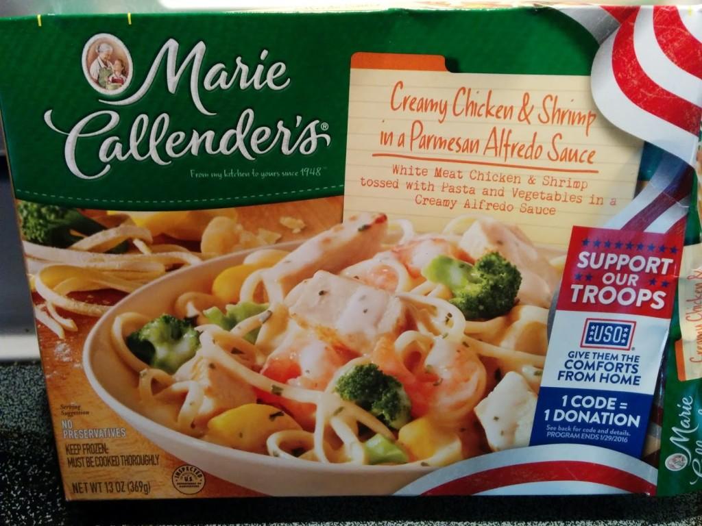 Marie callender 39 s creamy chicken shrimp in a parmesan - Olive garden eastpointe mi 48021 ...