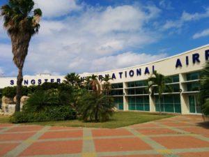 MBJ airport 2015