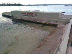 Hedo II dock