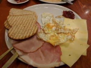 Dutch style breakfast