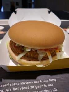 Chili Chicken sandwich
