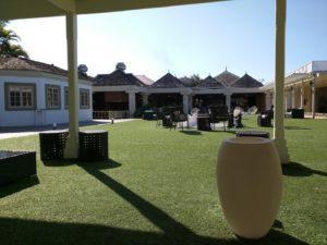 Hedo II Courtyard