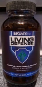 Living Defense - Harmful Organism Cleanse