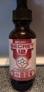 Secret 12 B12